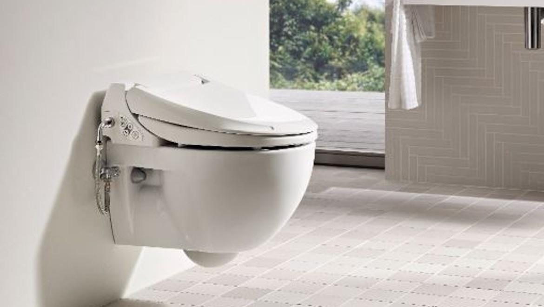 Geberit AquaClean 4000 v kúpeľni